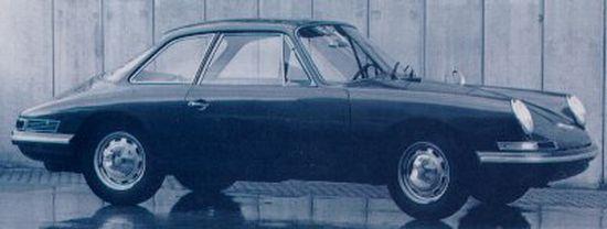 Porsche 695