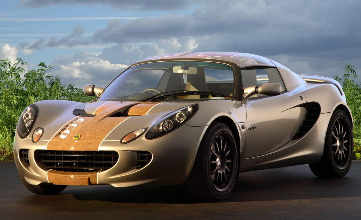 Lotus Eco Elise Concept