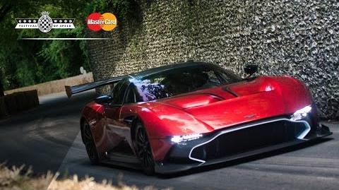 1400bhp of Aston Martin DB11 v Vulcan at FOS