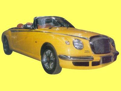 Bentley Imperial