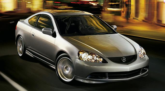 Acura RSX Review