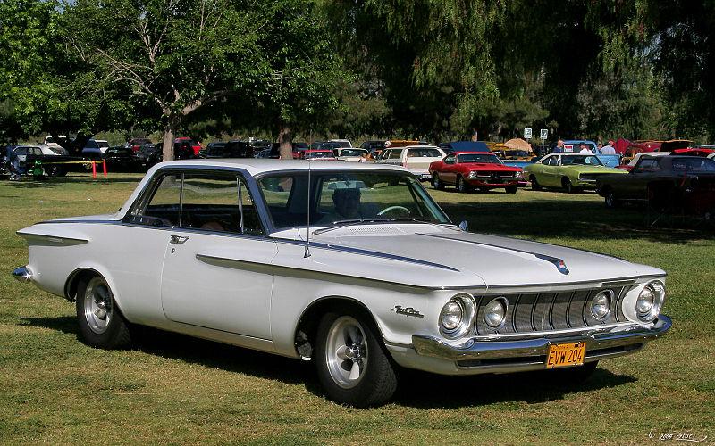 Plymouth Fury (1962–1964)