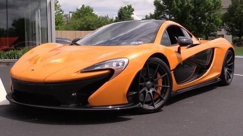2015 McLaren P1 - Start Up, Exhaust & In Depth Review
