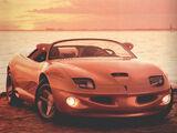 Pontiac Sunfire Speedster Concept