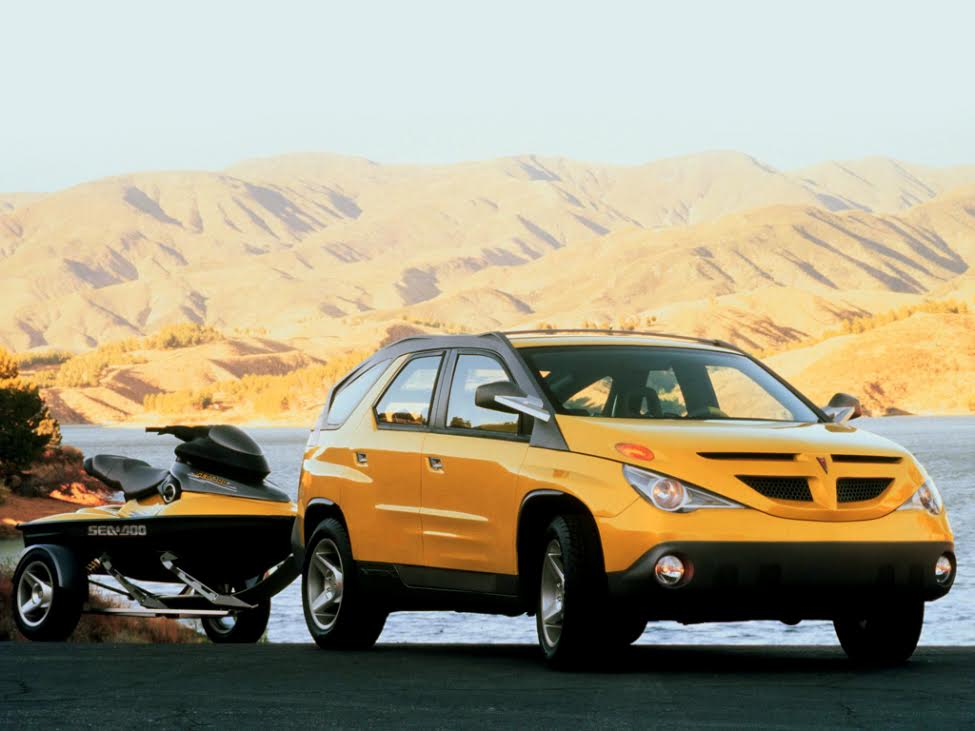 Pontiac Aztek Concept