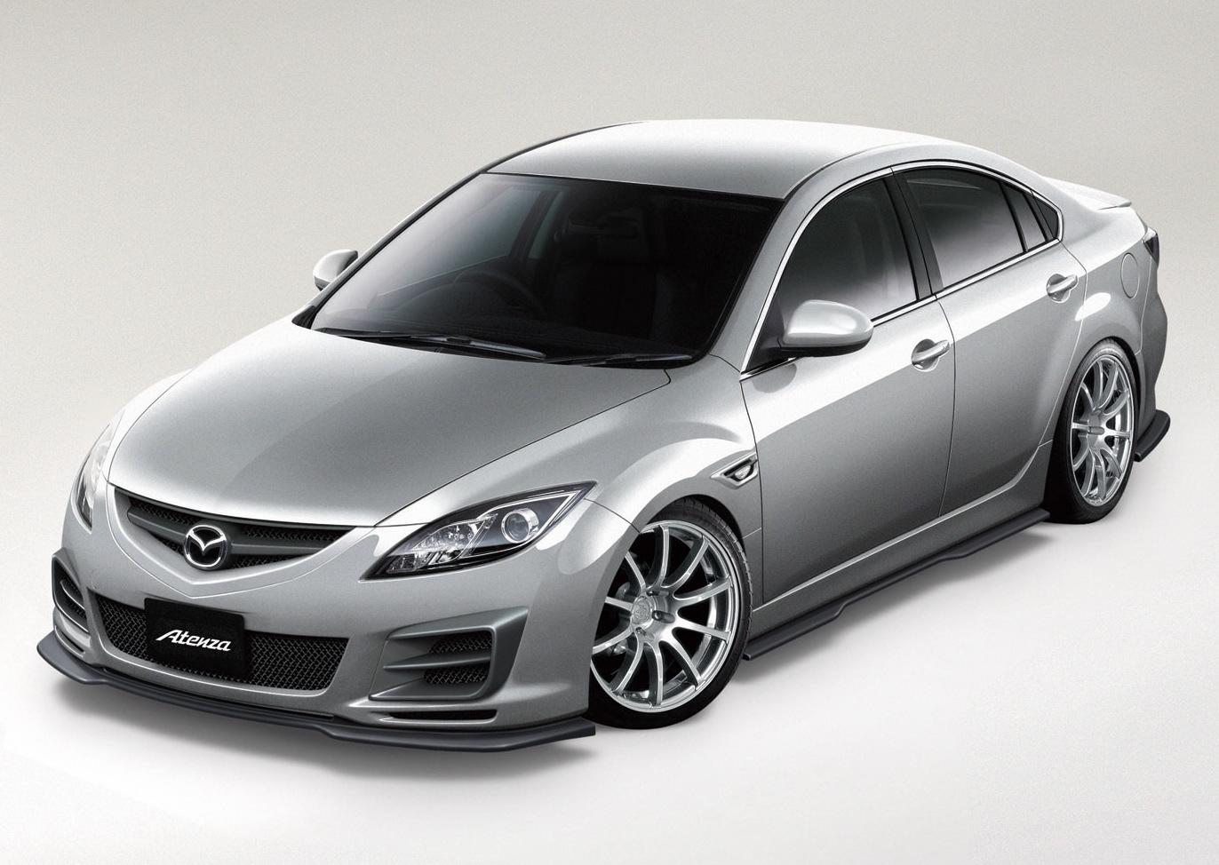 Mazda Atenza MAZDASPEED Concept