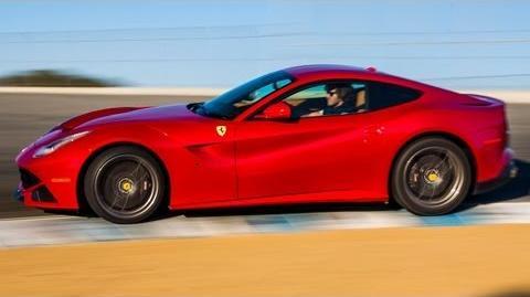 2014 Ferrari F12 Berlinetta Hot Lapping & Testing The Italian Super Tourer! - Ignition Ep. 85