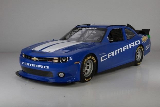 2013 NASCAR Nationwide Series Chevrolet Camaro