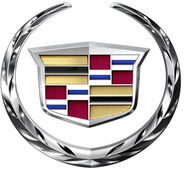 Cadillac logo detail