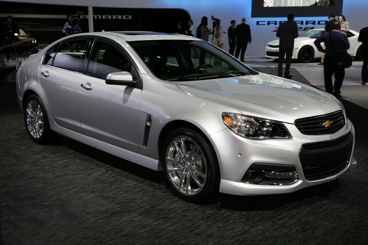 Chevrolet SS (2014-present)