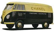 Chanel van