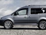 Volkswagen Caddy 4MOTION PanAmericana Concept