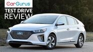 2019 Hyundai Ioniq Hybrid - Better than the Prius?