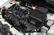 2007 Focus engine