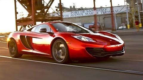 2012 McLaren MP4-12C Engineering Gone Wild - Ignition Episode 8