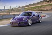 2016-Porsche-911-GT3-RS-front-three-quarter-in-motion