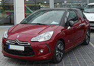 220px-Citroën DS3 VTi 120 Airdream SoChic front-1 20100425