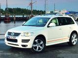 Volkswagen Touareg North Sails Concept