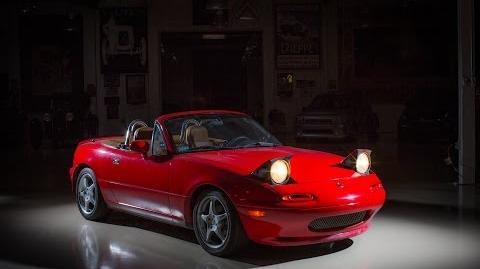 25 Years of Miata - Jay Leno's Garage
