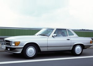 Mercedes-Benz R107