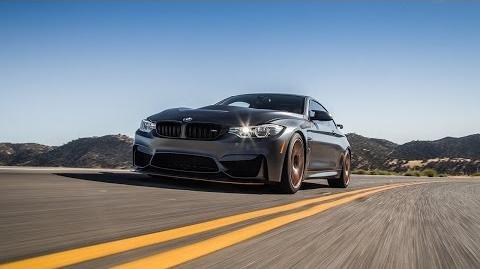 2016 BMW M4 GTS Hot Lap! - 2016 Best Driver's Car Contender
