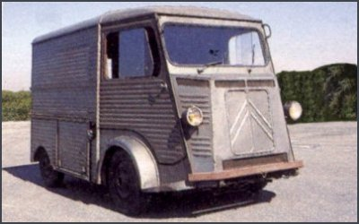 Citroën G Van Concept