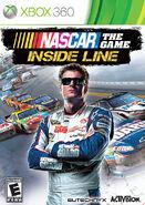 NASCAR The Game Inside Line cover