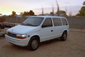 Chrysler TEVan