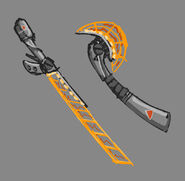 Avali weapons