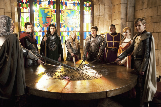 Knights Of The Round Table Avalon, The Knight Of Round Table