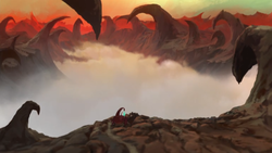 Brouillard des Âmes Perdues