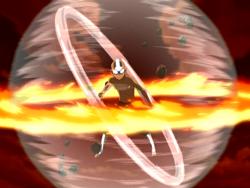 La Comète de Sozin, Partie 4 : L'Avatar Aang