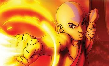 Aang (jeux)
