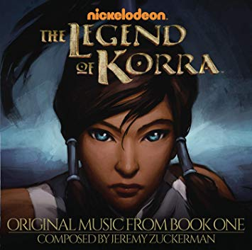 La Légende de Korra : Musique Originale du Livre 1