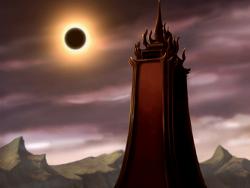 Le Jour du Soleil Noir, Partie 2 : L'Éclipse