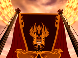La Comète de Sozin, Partie 1 : Le Roi Phénix