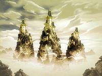 Géographie du Monde d'Avatar