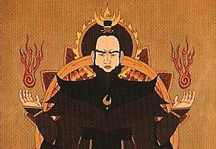 Grand-Père de Sozin