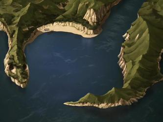 Baie du Caméléon