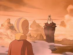 Solstice d'Hiver, Partie 2 : L'Avatar Roku