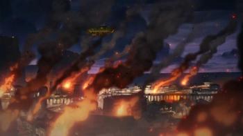 Anarchie dans le Royaume de la Terre