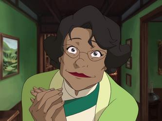 Mère de Ryu
