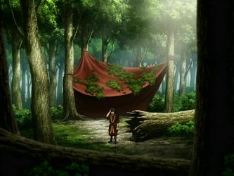 Campement de Zuko