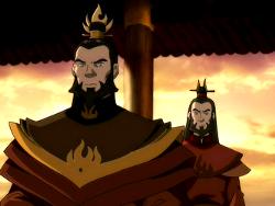 L'Avatar et le Seigneur du Feu