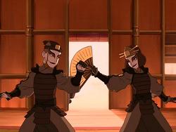 Les Guerriers de Kyoshi (épisode)