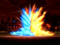 Agni Kai amélioré par la Comète