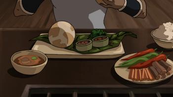 Cuisine dans le Monde d'Avatar