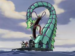Le Passage du Serpent
