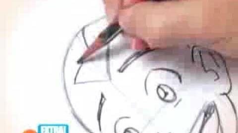 Hoe teken je Aang ?