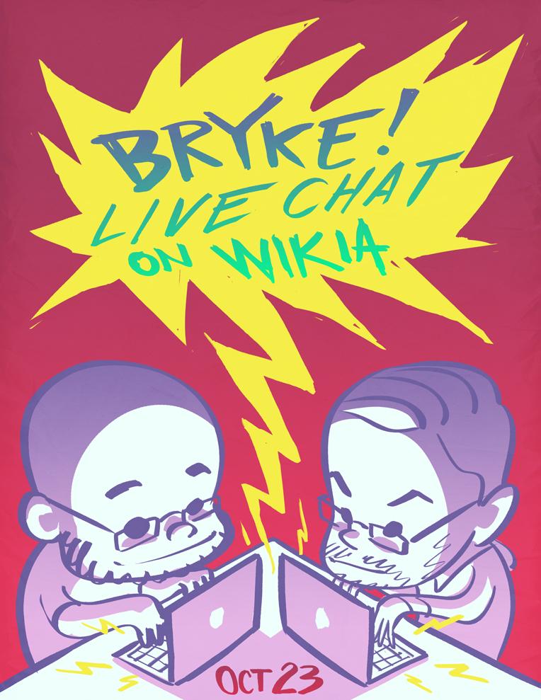 Kuzura/Майкл и Брайан - специально для Аватар Вики